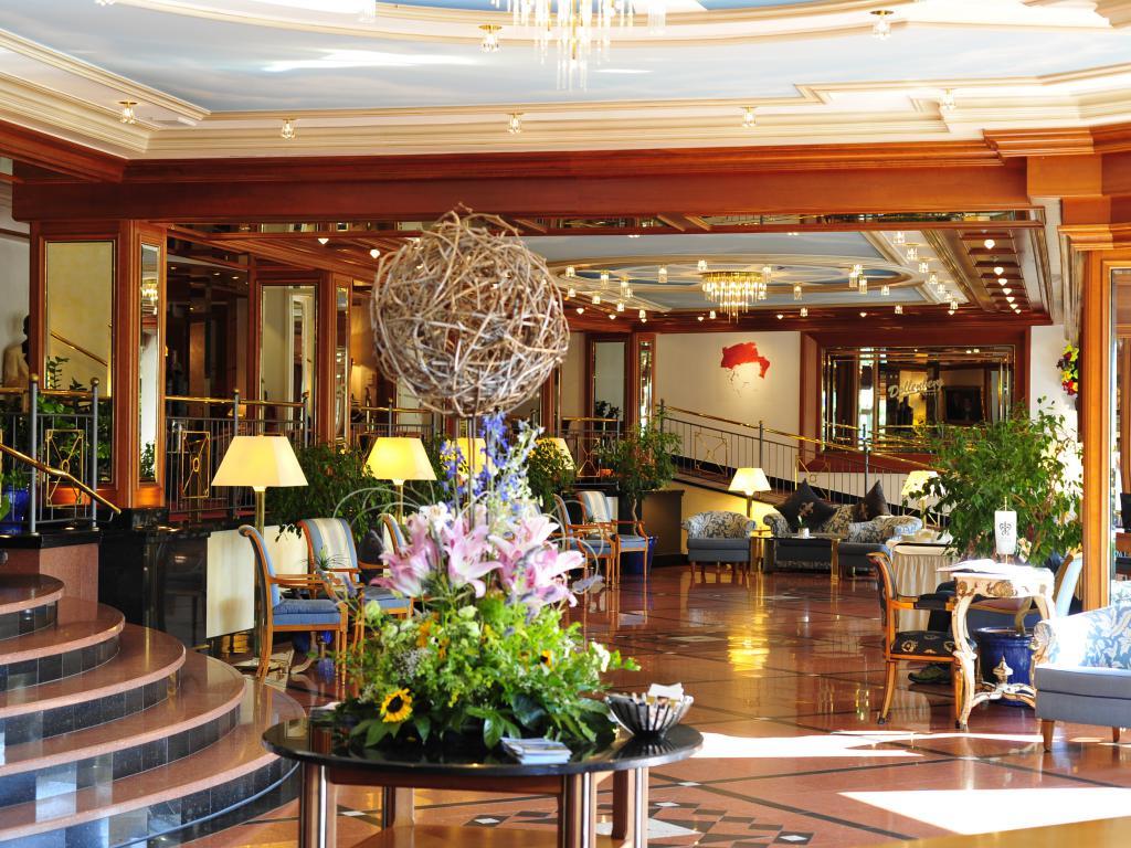 Uber Unser Hotel Urlaub Erster Klasse Relais Chateaux Hotel